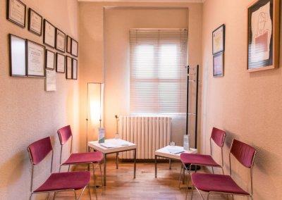 sala consulta gabinete centro psicologico
